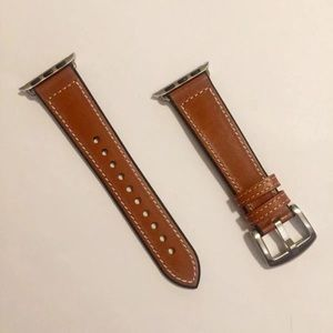 Other - Apple Watch Band 38mm Leather Brown